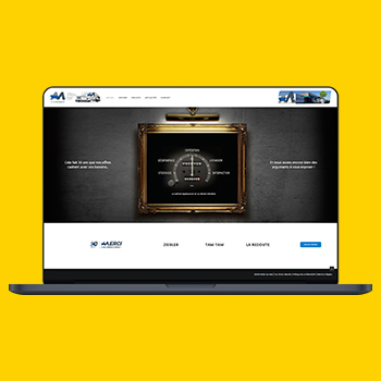 aunis-messagerie site web