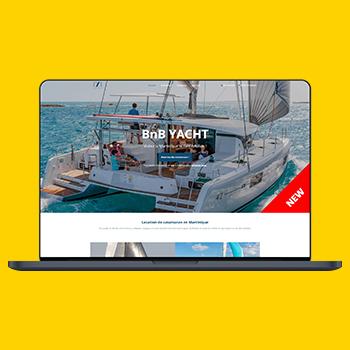 bnb-yacht site web