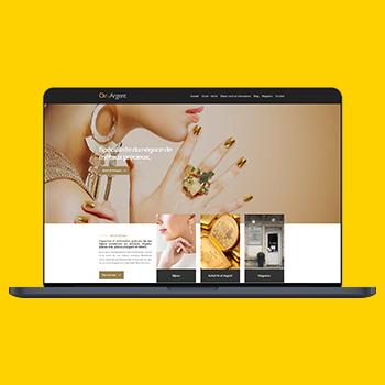 or-et-argent site web