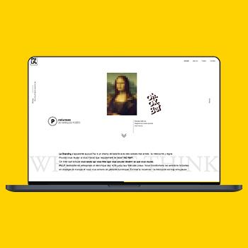 Agence pulp site web
