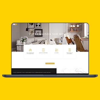 Solid Agencement site web