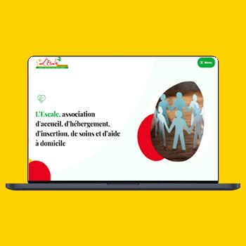 association-escale site web
