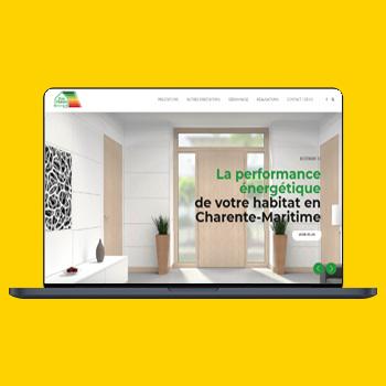 Ecotravo17 site web