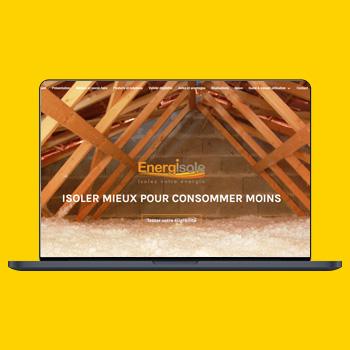 Energisole site web