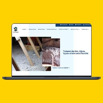 France Pro Habitat site web