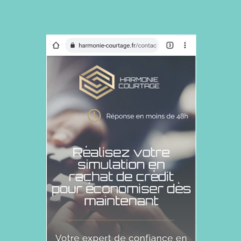 Harmonie courtage webmarketing