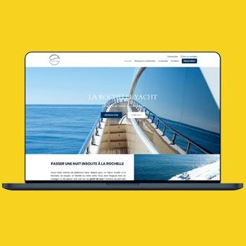 La Rochelle yacht site web