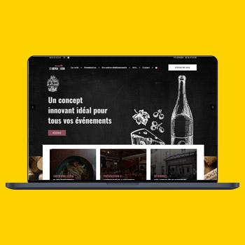 L'armateur site web