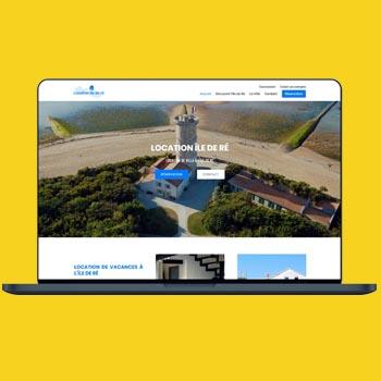 Location Île de Ré site web
