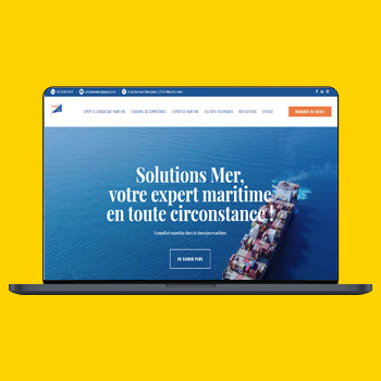 Solutions mer site web