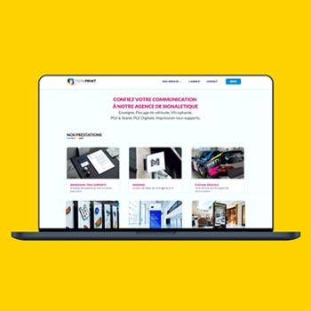 100-pour-cent-print site web