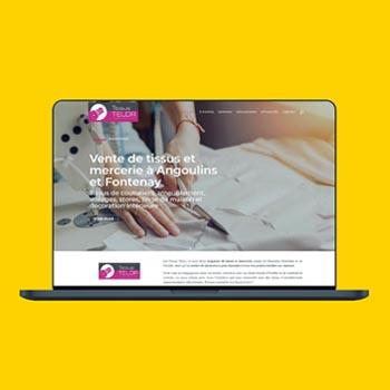 tissus-telor site web